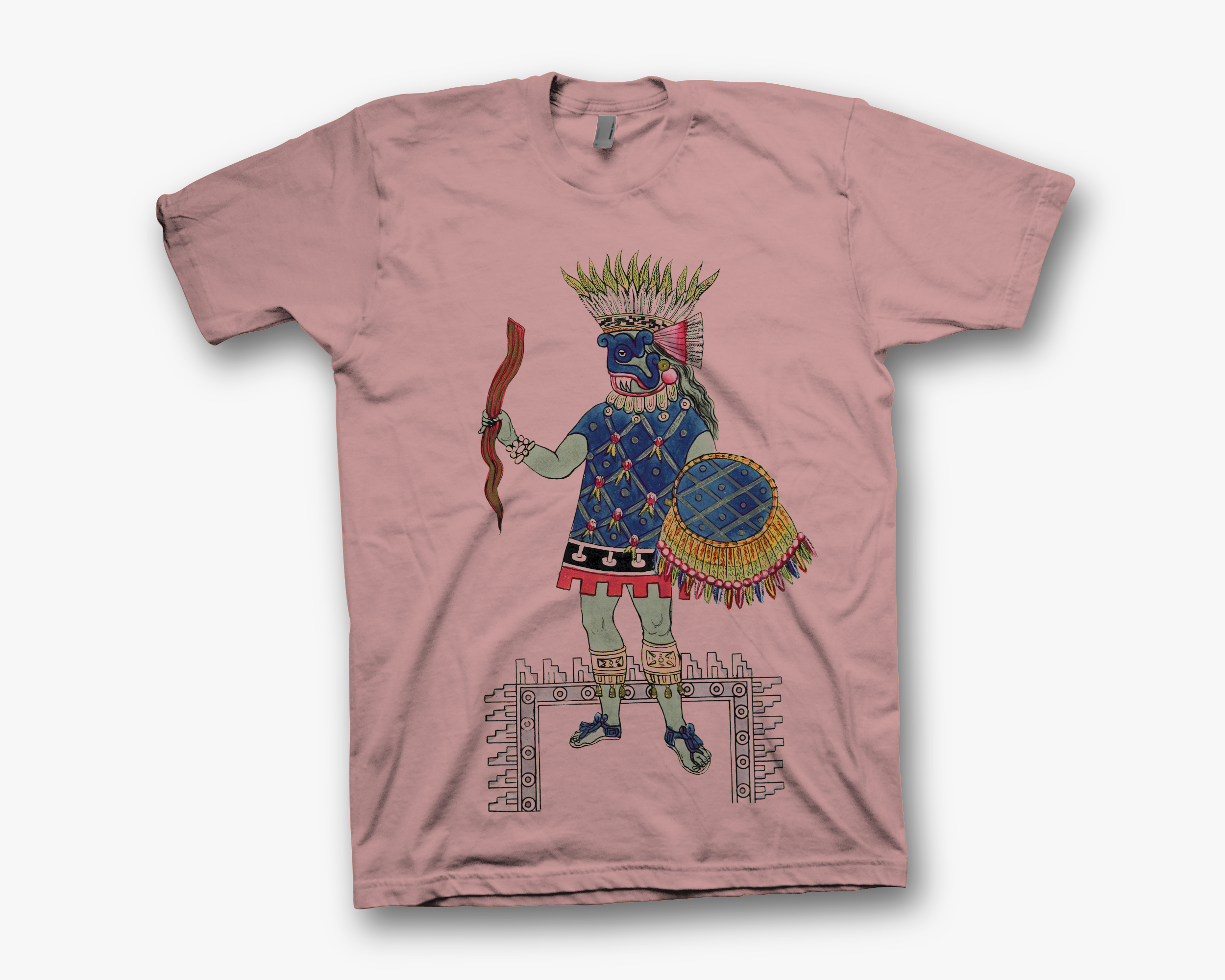 Vintage Mexican Man T-Shirt